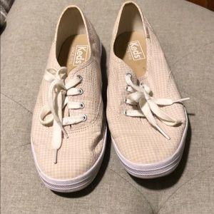 Keds flat shoes!